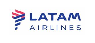 Logo LATAM AIRLINES - Parceiros Feiras e Congressos